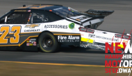 Nemechek crashes out of New Hampshire early