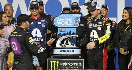 Analysis: Why a big day for Hendrick Motorsports was no fluke