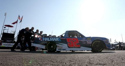 No additional penalties for Halmar Racing following No. 52 truck confiscation