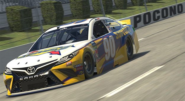 Iracing Pocono