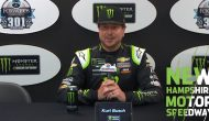 Kurt Busch: 'I've got a lot of boxes checked off'