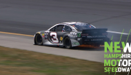 Austin Dillon involved in early incident at New Hampshire