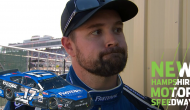 Stenhouse on Jones: 'He'll have one coming'