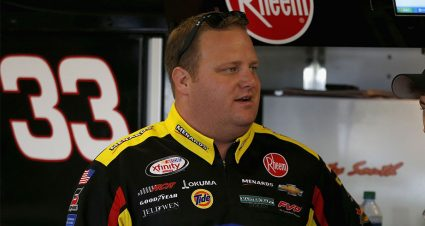 Nick Harrison, longtime NASCAR crew chief, dies at 37