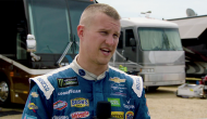 GarageCam: Preece on handling tricky turns at Loudon