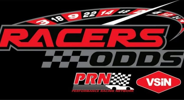 Racers Odds show