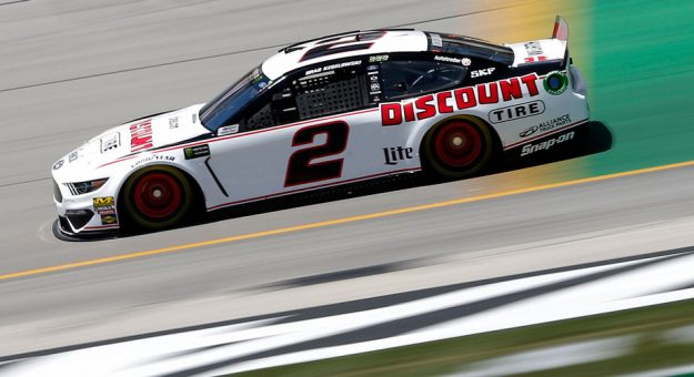 Brad Keselowski's No. 2 Discount Tire Ford