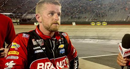 Justin Allgaier, JRM No. 7 absorb another Bristol disappointment