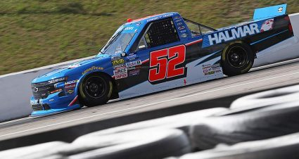 Gander Trucks No. 52 team fined for lug-nut penalty at Mosport