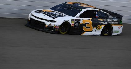 NASCAR announces L1 penalties for Nos. 3 and 8 in Monster Energy Series