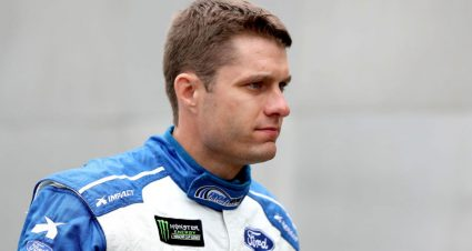 Front Row's Ragan reveals he's stepping down from full-time competition at end of season