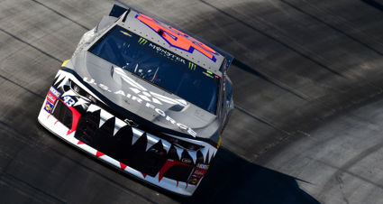 Bubba Wallace finishes 14th at Bristol Motor Speedway