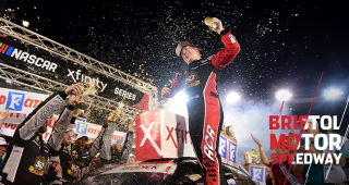 Watch the Xfinity Series from 'The Glen' in two minutes