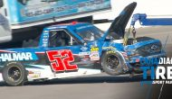 Friesen crashes in practice at Canadian Tire