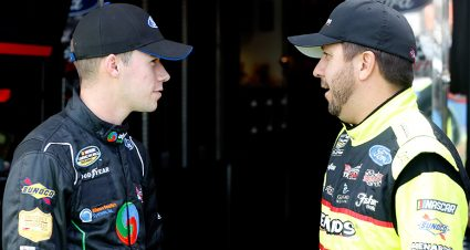 Friesen's Eldora win essentially leaves one playoff spot for grabs at Michigan