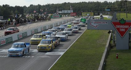 Fans in Canada can live stream Gander Trucks playoff race this weekend