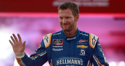 Dale Jr.: 'I plan on driving' Xfinity Series race at Darlington