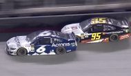 Was Newman-DiBenedetto contact a turning point at Bristol?