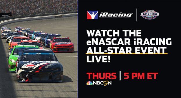 iRacing tune in