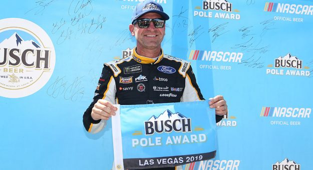 Bowyer's back on top