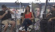Kyle Busch, Clint Bowyer take center stage at Trackside Live