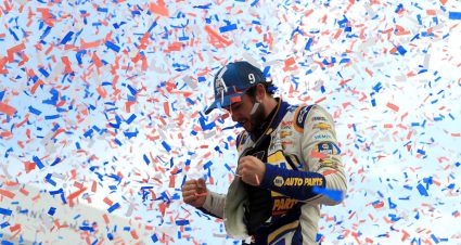 Elliott rallies for Roval win as Bowman grabs final Round of 12 spot