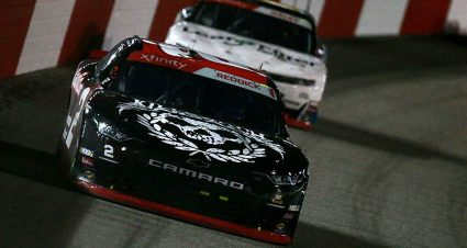 Tyler Reddick salvages 10th in Xfinity playoff opener at Richmond