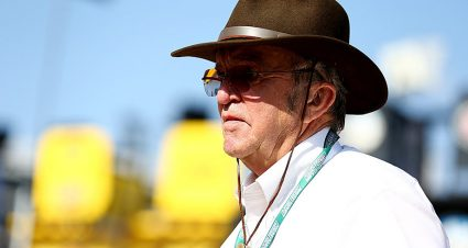 Jack Roush gets rare redo in bringing Buescher back to Roush Fenway