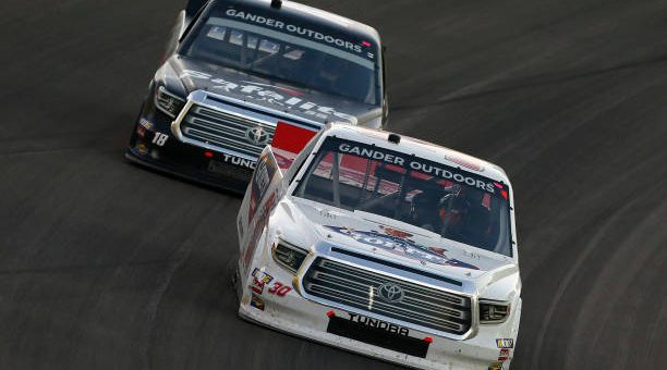 Brennan Poole Drives No 30 Toyota Tundra To Sixth Place Finish At Las Vegas Motor Speedway.jpg