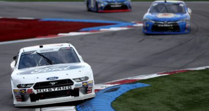 Chase Briscoe finishes ninth at Charlotte Motor Speedway Road Course