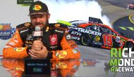 Truex on Stenhouse contact: 'First thing was what the hell?'
