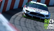 Brad Keselowski edges Kevin Harvick for Richmond pole
