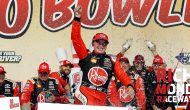 Christopher Bell's Richmond playoff opener win in 124 seconds