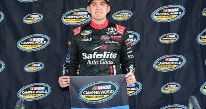 Noah Gragson drives No. 9 Chevrolet Camaro to fifth-place finish at Charlotte Motor Speedway Road Course