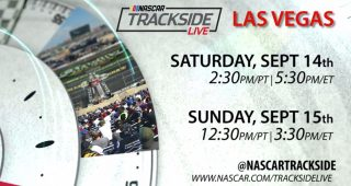 Trackside Live is back and ready to take on Las Vegas