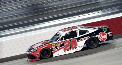 Bell sweeps way to Richmond win, advances in Xfinity Series Playoffs