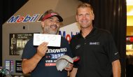 Go behind the scenes as Clint Bowyer entertains NASCAR fans