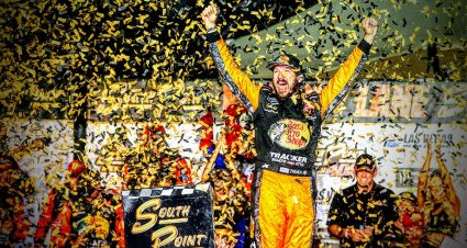 Martin Truex Jr. captures victory in playoff opener at Las Vegas