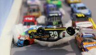 Stop Motion NASCAR: Talladega's wild wrecks and close finish