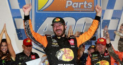 Round Reset: Teeing up the next three-race set in the NASCAR Playoffs