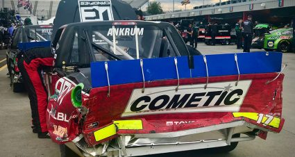Martinsville chaos jolts Gander Trucks playoff picture