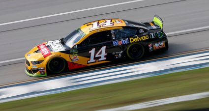 Bowyer, Byron take stage wins in Talladega playoff race