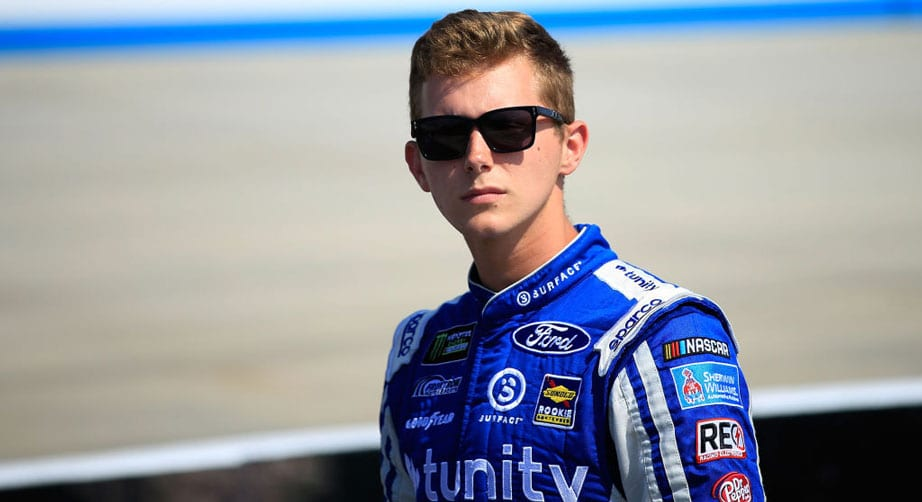 Matt Tifft, Front Row Motorsports mutually agree to part ways | NASCAR