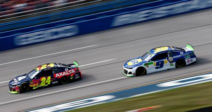 Manufacturer loyalty takes place of prominence in Talladega strategy