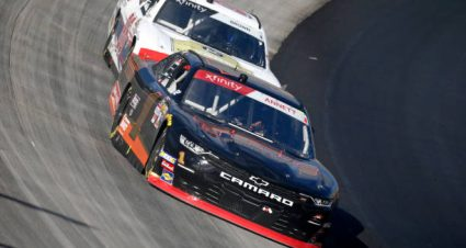 Brandon Brown places 11th at Dover International Speedway