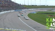 Final Laps: Watch the wild second overtime from Kansas Speedway