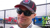 Harvick on Kansas inspection: 'We just failed it at the wrong time'
