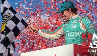 Relive the Xfinity Series playoff race at Kansas in 136 seconds