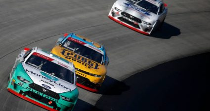 Noah Gragson drives No. 9 Chevrolet Camaro to seventh-place finish at Dover International Speedway
