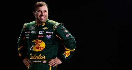Ryan Newman drives No. 6 Ford Mustang to second-place finish at Talladega Superspeedway